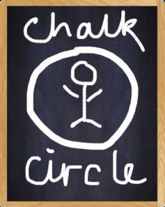 chalk circle logo